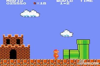Screenshot Thumbnail / Media File 1 for Super Mario Bros. (World) [Hack by TKB v1.0] (~TKB Super Mario Bros.)